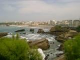 Plaża w Biarritz