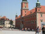 Plac Zamkowy, Pałac Królewski