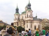 Kościół św. Mikołaja w Pradze