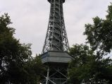 Wieża widokowa na Petřínie