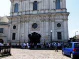 Wejście do Kościół św. Franciszka Ksawerego