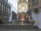 Ołtarz w Katedrze Oliwskiej