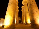 Świątynia Luxorska, koloumny