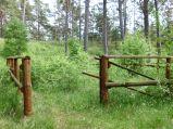 Leśna stajnia w Lubiatowie
