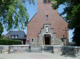 Kościół w Wierzchucinie, wejście
