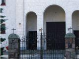 Kościół Niepokalanego Serca NMP, wejście