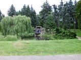 Wodospad w Parku Skaryszewskim