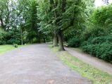 Park Skaryszewski, alejki