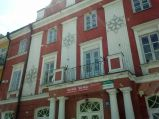 Dom Sejmikowy, siedziba Urzędu Miasta