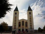 Sanktuarium Królowej Pokoju, Medżugorie