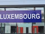 Dworzec kolejowy, Luksemburg