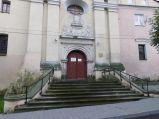 Kościół św. Katarzyny, wejście
