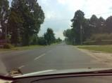 Droga do miejscowość Głębokie, Trawniki, Fajsławice, Łęczna