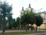 Kościół Podwyższenia Krzyża Świętego, Piaski