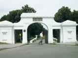Brama parku miejskigo