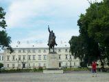 Pomnik Jana Zamojskiego w Zamościu