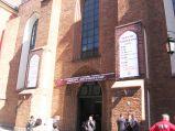 Archikatedra św. Jana, wejście
