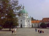 Rynek i Kościół św. Kazimierza