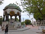 Niemiecka Fontanna w Istambule