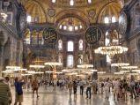 Hagia Sofia, w środku