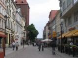 Ulica Szeroka, Toruń
