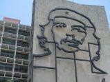 Che Guevara w Hawanie