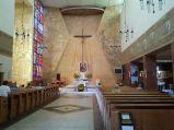 Kościół św. Wawrzyńca, wnętrze