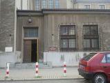 Wejście do Kościoła św. Klemensa Dworzaka