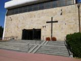 Wejście do Kościół Niepokalanego Serca NMP