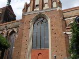 Kościół św. Jana, wejście boczne