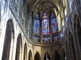 Wnętrze Katedry, Praga