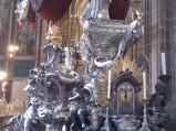 Ołtarz w katedrze