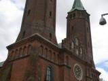 Wieże Bazyliki w Płocku