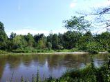Rzeka Liwiec w Urlach