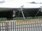 Amfiteatr w Płocku, krzesełka
