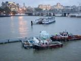 Wagonik London Eye na Tamizie