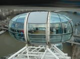 London Eye, wagonik