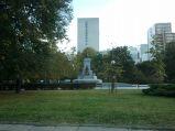 Warszawa, Pomnik Tadeusza Kościuszki
