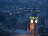 Londyn, Big Ben, wieża zegarowa