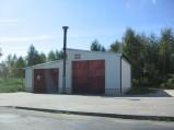 Budynek Ochotniczej Straży Pożarnej w Jawidzu