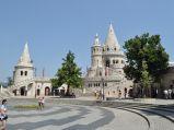 Baszta Rybacka w Budapeszcie