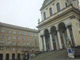 Wejście do Kościół św. Karola Boromeusza