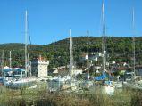 Port w miejscowości Marina