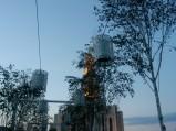 Plac Szembeka, lampiony wyłączone