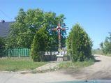 Kapliczka w Łebczu