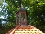 Dach studzienki w Swarzewie