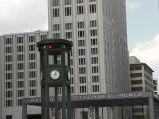 Zegar na Placu Poczdamskim
