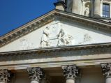 Fasada Katedry Francuskiej w Berlinie