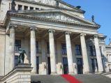 Wejście do Konzerthaus w Berlinie