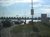 Wjazd na prom, Mikoszewo